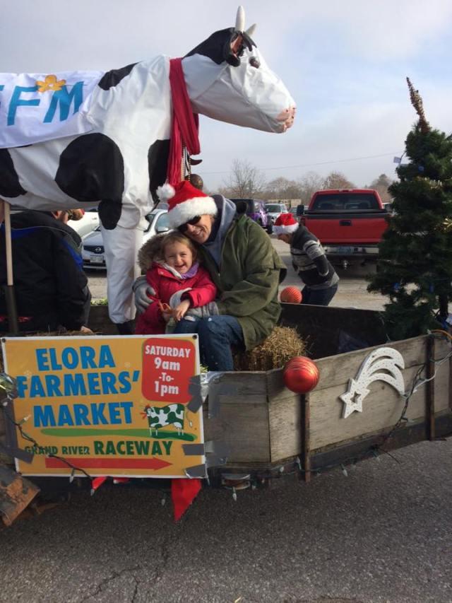 2015 Fergus Santa Claus Parade